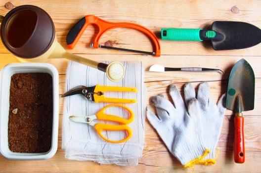 準備する道具